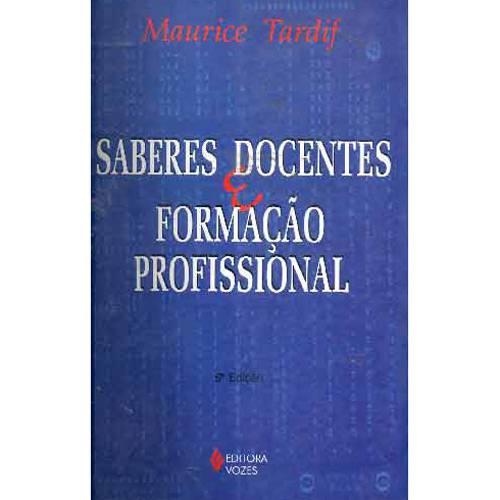 Livro - Saberes Docentes e Formaçao Profissional