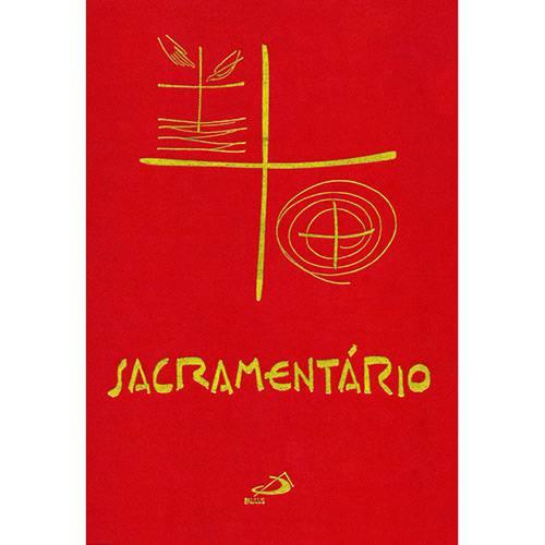 Livro - Sacramentário