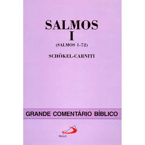Livro - Salmos I