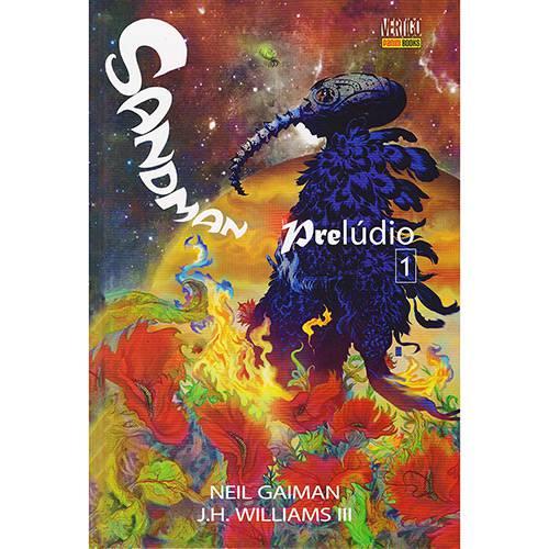 Livro - Sandman Prelúdio