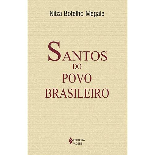 Livro - Santos do Povo Brasileiro