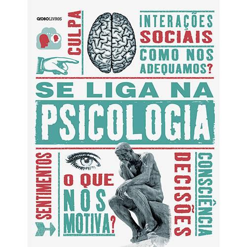 Livro - se Liga na Psicologia