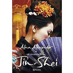 Livro - Segredos da Jin-Shey, os