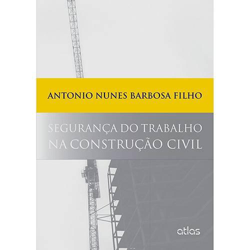 Livro - Segurança do Trabalho na Construção Civil