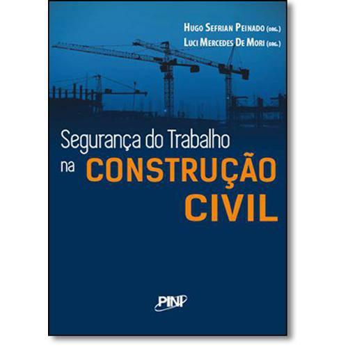 Livro - Segurança no Trabalho na Construção Civil