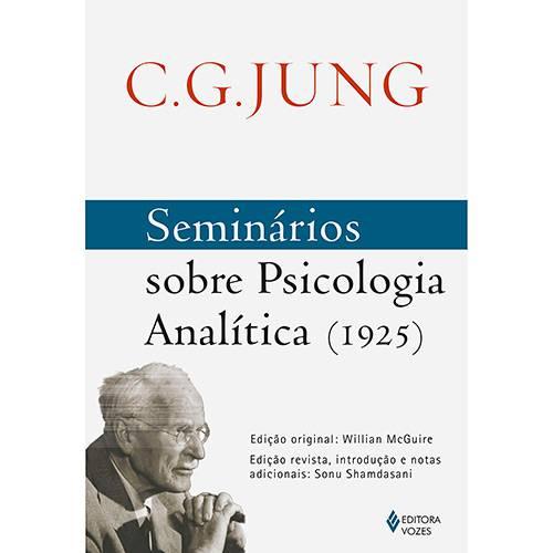 Livro - Seminários Sobre Psicologia Analítica (1925)