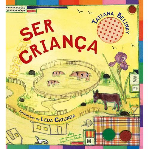 Livro - Ser Criança