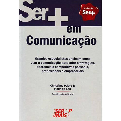 Livro - Ser + em Comunicação: Coleção Ser +