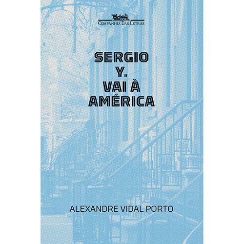 Livro - Sergio Y. Vai à América