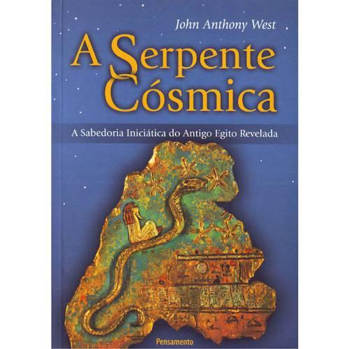 Livro - Serpente Cósmica, a