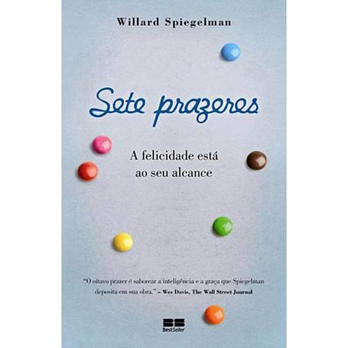 Livro - Sete Prazeres
