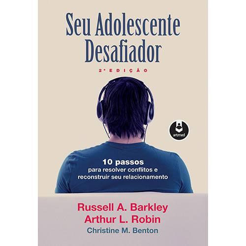 Livro - Seu Adolescente Desafiador
