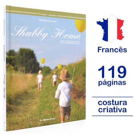 Livro Shabby Home - Délicieux Été