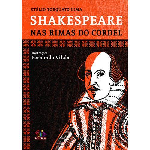 Livro - Shakespeare - Nas Rimas do Cordel