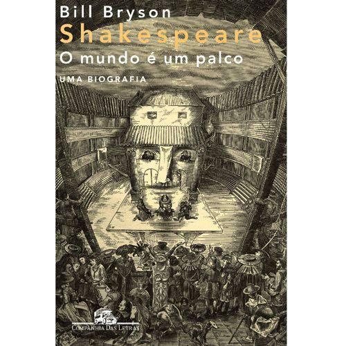 Livro - Shakespeare - o Mundo é um Palco