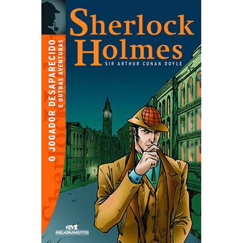 Livro - Sherlock Holmes: o Jogador Desaparecido e Outras Aventuras