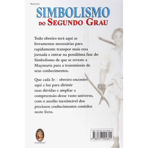 Livro - Simbolismo do 2º Grau
