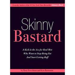 Livro - Skinny Bastard