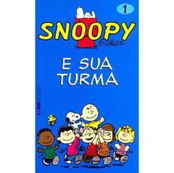 Livro - Snoopy 1 - e Sua Turma