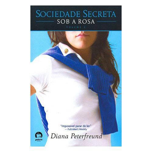 Livro - Sob a Rosa - Sociedade Secreta - Volume 2
