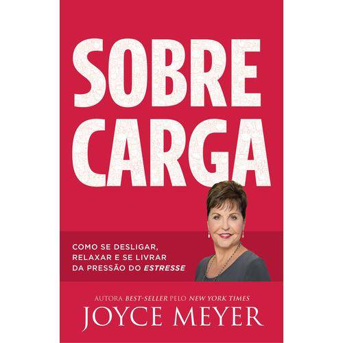 Livro - Sobrecarga - Joyce Meyer