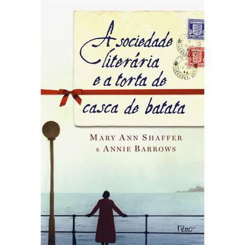 Livro - Sociedade Literária e a Torta de Casca de Batata, a