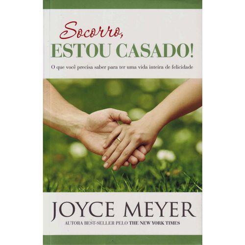Livro - Socorro Estou Casado