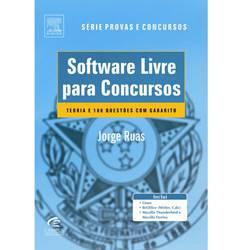 Livro - Software Livre para Concursos