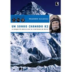 Livro - Sonho Chamado K2, um