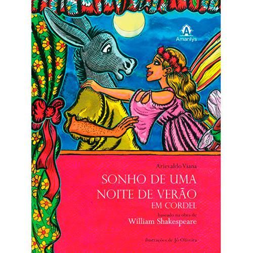 Livro - Sonho de uma Noite de Verão: em Cordel
