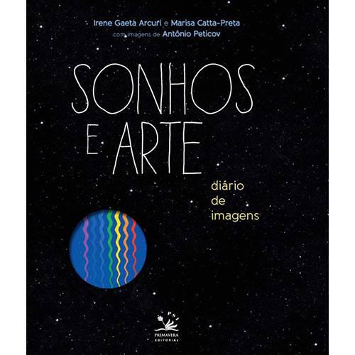 Livro - Sonhos e Arte: Diário de Imagens
