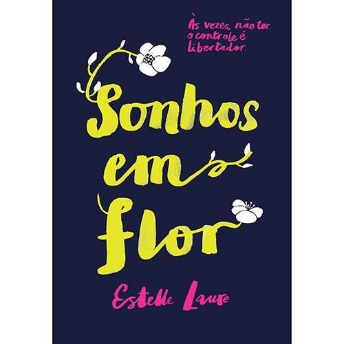Livro - Sonhos em Flor