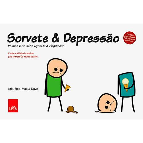 Livro - Sorvete & Depressão - Vol. 2