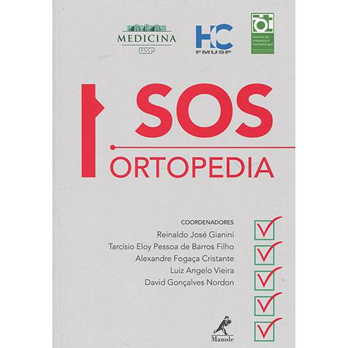 Livro - SOS: Ortopedia