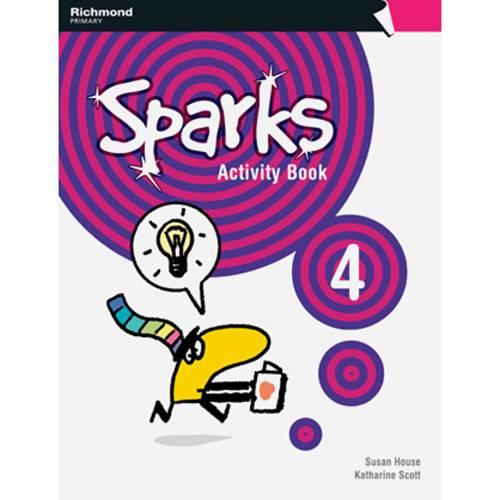 Livro - Sparks 4: Activity Book