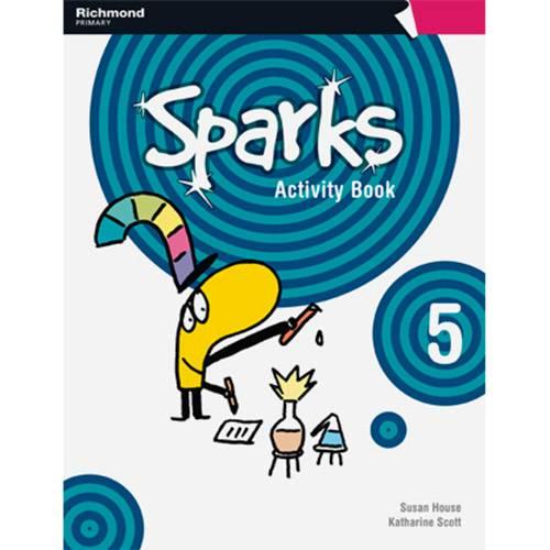 Livro - Sparks 5: Activity Book