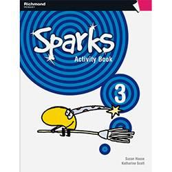 Livro - Sparks 3: Activity Book