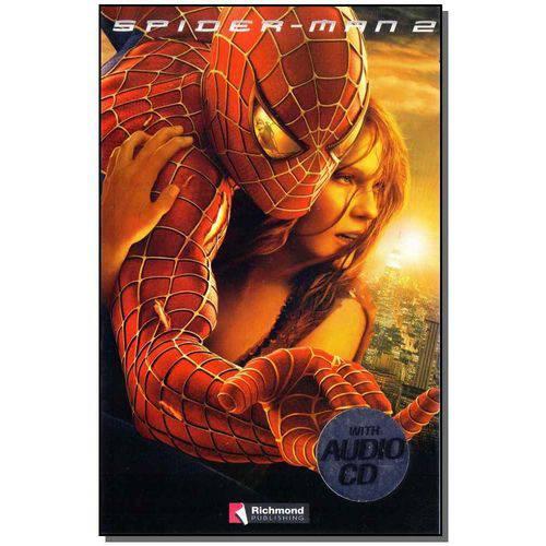 Livro - Spider Man 2