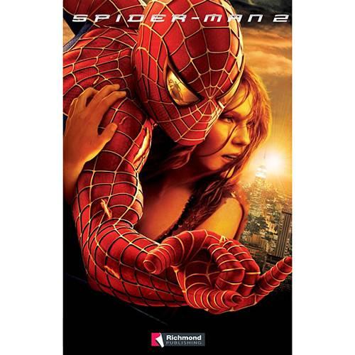 Livro - Spider-Man 2