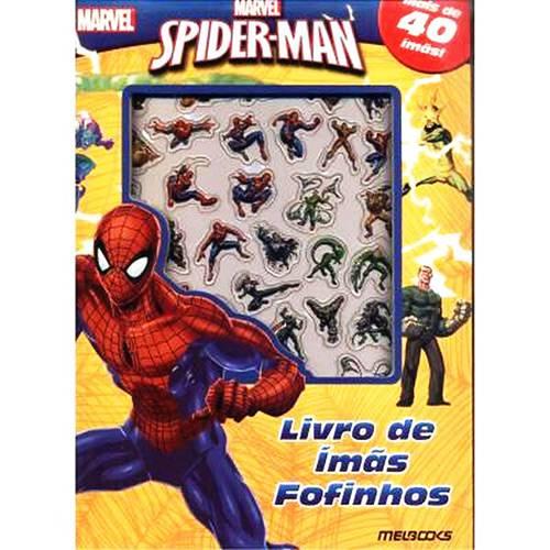 Livro - Spider Man