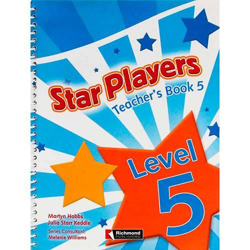 Livro - Star Players - Level 5: Teacher's Book 5