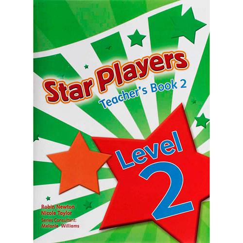 Livro - Star Players - Level 2: Teacher's Book 2