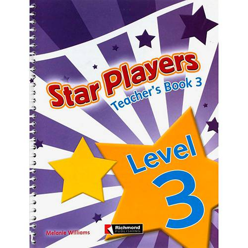 Livro - Star Players - Level 3: Teacher's Book 3
