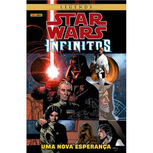 Livro - Star Wars Infinitos