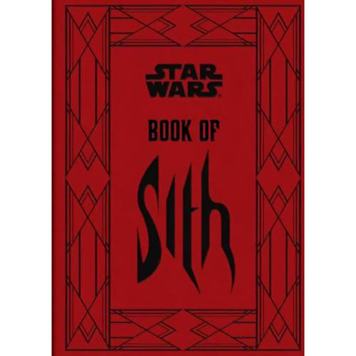 Livro - Star Wars The Book Of Sith: Secrets From The Dark Side