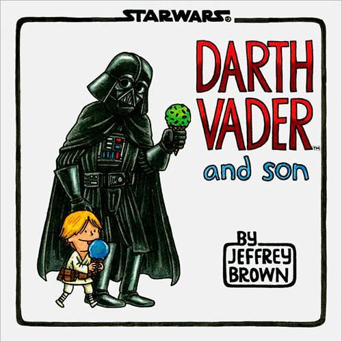 Livro - Starwars: Darth Vader And Son