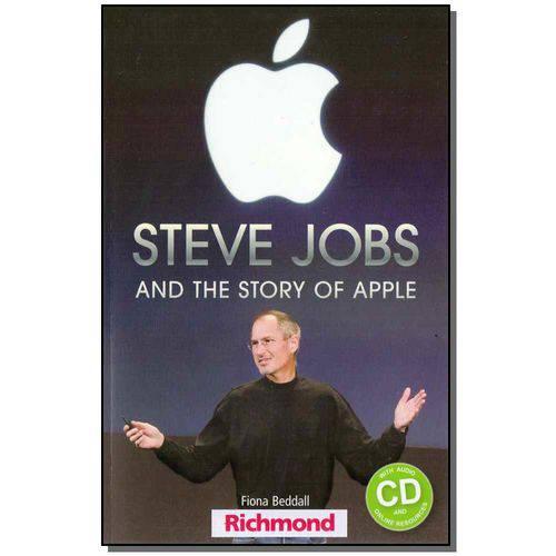 Livro - Steve Jobs - (Moderna)