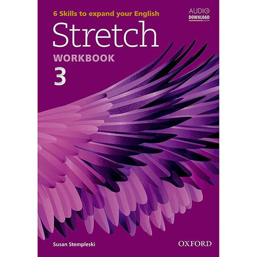 Livro - Stretch 3: Workbook 3