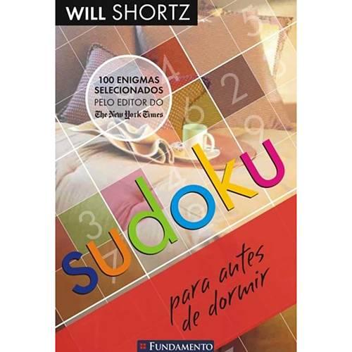 Livro - Sudoku para Antes de Dormir