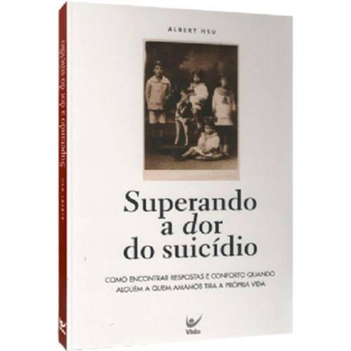 Livro - Superando a Dor do Suicídio